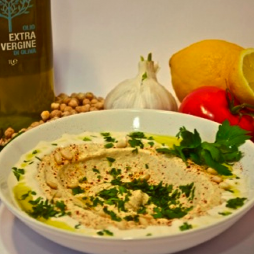 Edo's Hummus Kitchen
