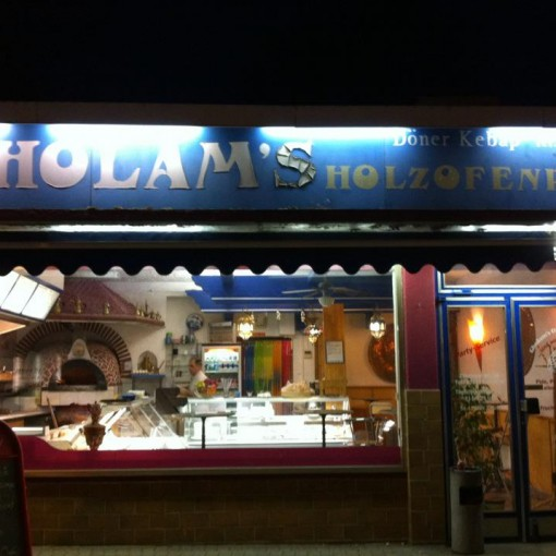 Gholam's Holzofenpizza