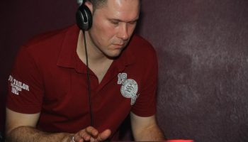 DJ Mike Cain