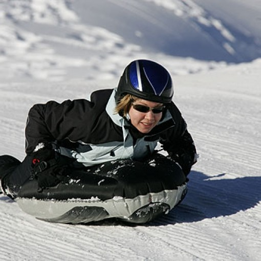 Airboarding bei Active Tours