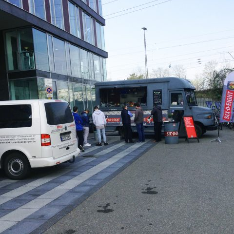 Foodtruck-Test Freiburg: Six-o-eight