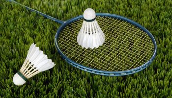 Indoor Badminton im ImPUSLIV Center Umkirch