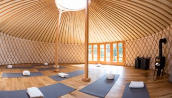 Yuyoga – Yoga in der Jurte