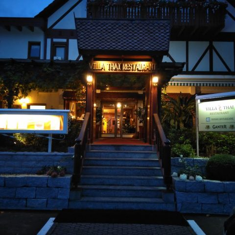 Restaurant-Test Freiburg: Villa Thai