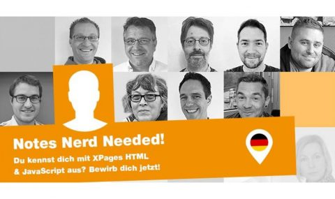 Cryptshare sucht IBM Notes Developer / Administrator (w/m)