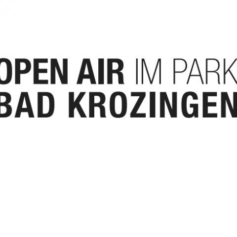 Open Air im Park 2018