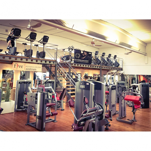 Fitness Gym Freiburg – every body's darling