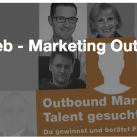 Outbound Marketing-Talent (m/w) gesucht