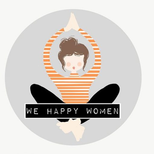 We happy Woman