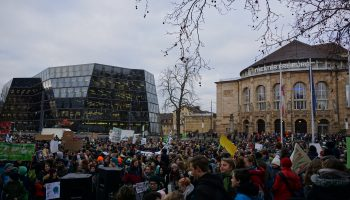 "Klimastreik ""Fridays for Future"" in Freiburg"