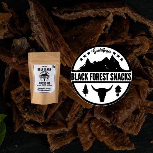 Black Forest Snacks