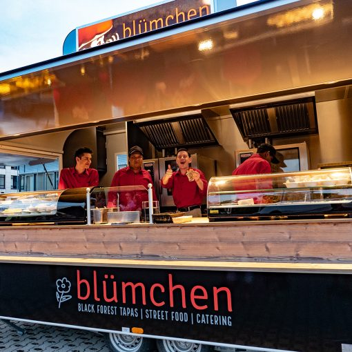 Blümchen – Black Forest Food Truck